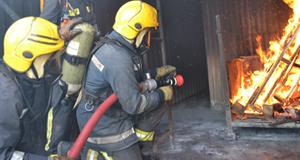 academy firefighting